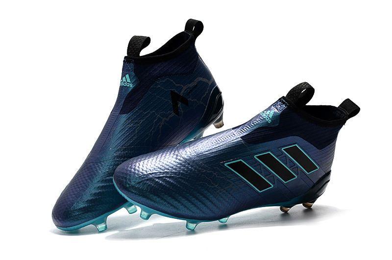 946c0f9c4575d ... where can i buy adidas ace 17 purecontrol fg zapatos de soccer azul  negro faedb 7c7b1
