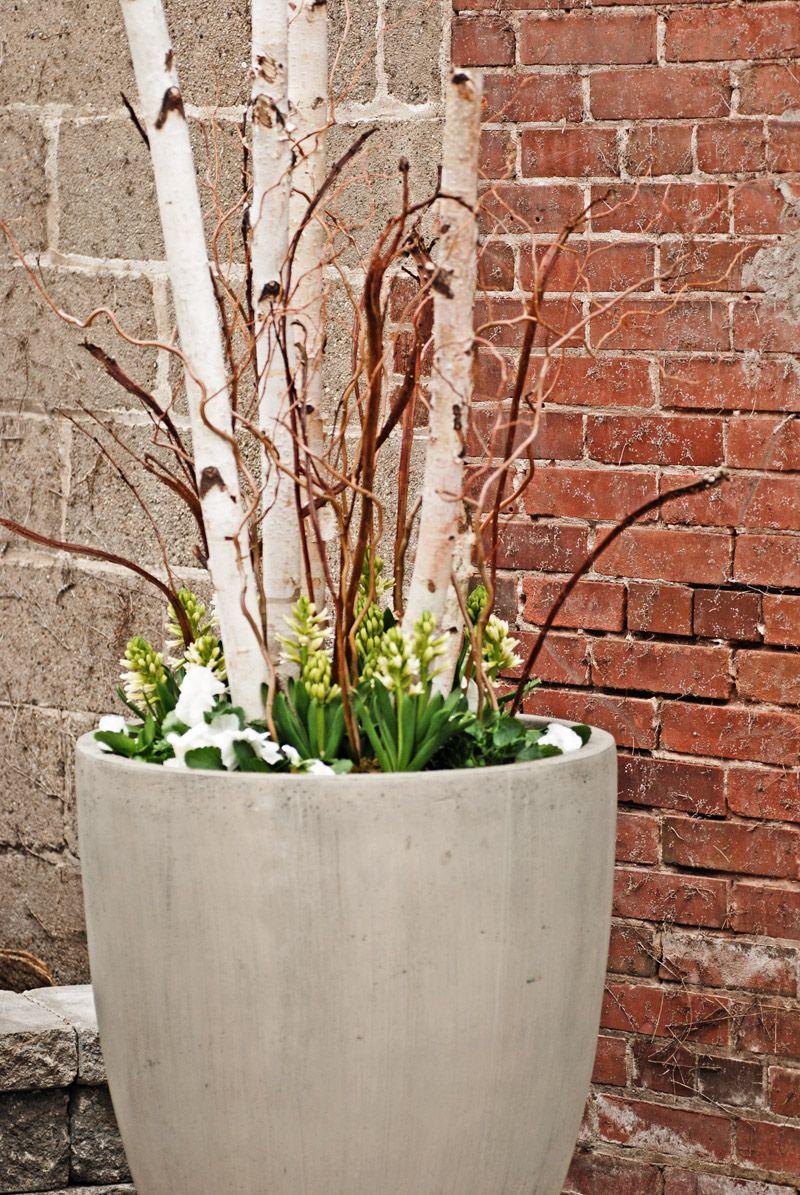 Centro Garden Spring Planter Conversion Container