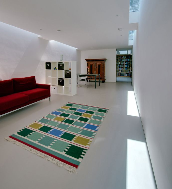 Beautiful Private Residence: Van Buchem House by Siebold Nijenhuis Architect