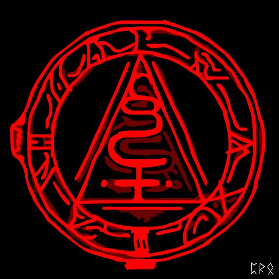 Seal Of Metatron Silent Hill Art Silent Hill Archangel Metatron
