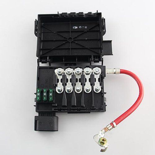 Save 20 Fuse Box Battery Terminal Fit For Vw Jetta Golf Mk4