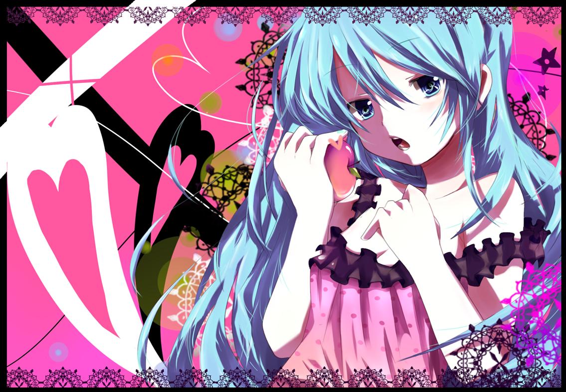 Vocaloid Wallpaper Pack 5 Anime Hatsune Miku Vocaloid