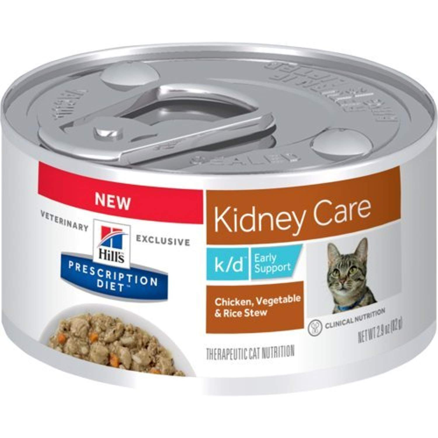 Hill's Prescription Diet k/d Early Support Chicken Canned