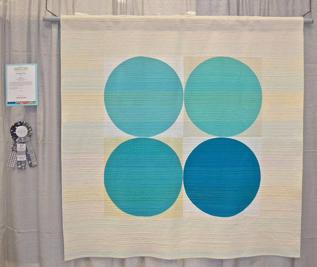 Breathe By Leanne Chahley Of She Can Quilt Modern Quilts Quilts Art Quilts