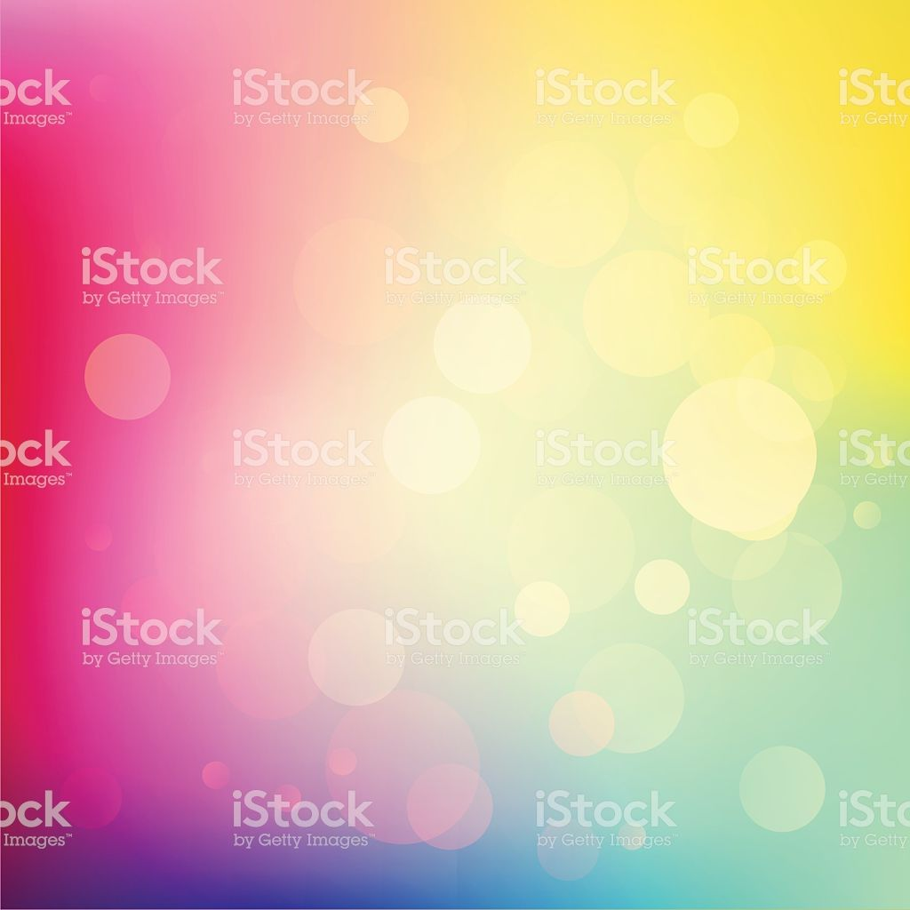 Vector illustration of soft colored abstract background. Summer bokeh…