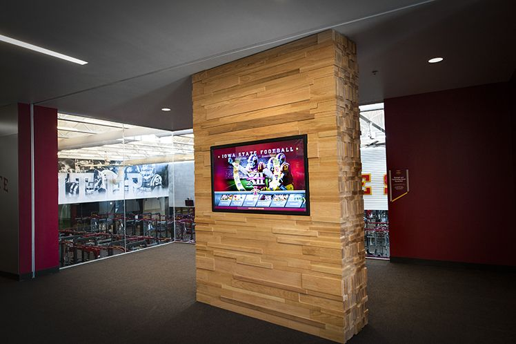 Iowa State Interactive Fixture With Images Iowa State
