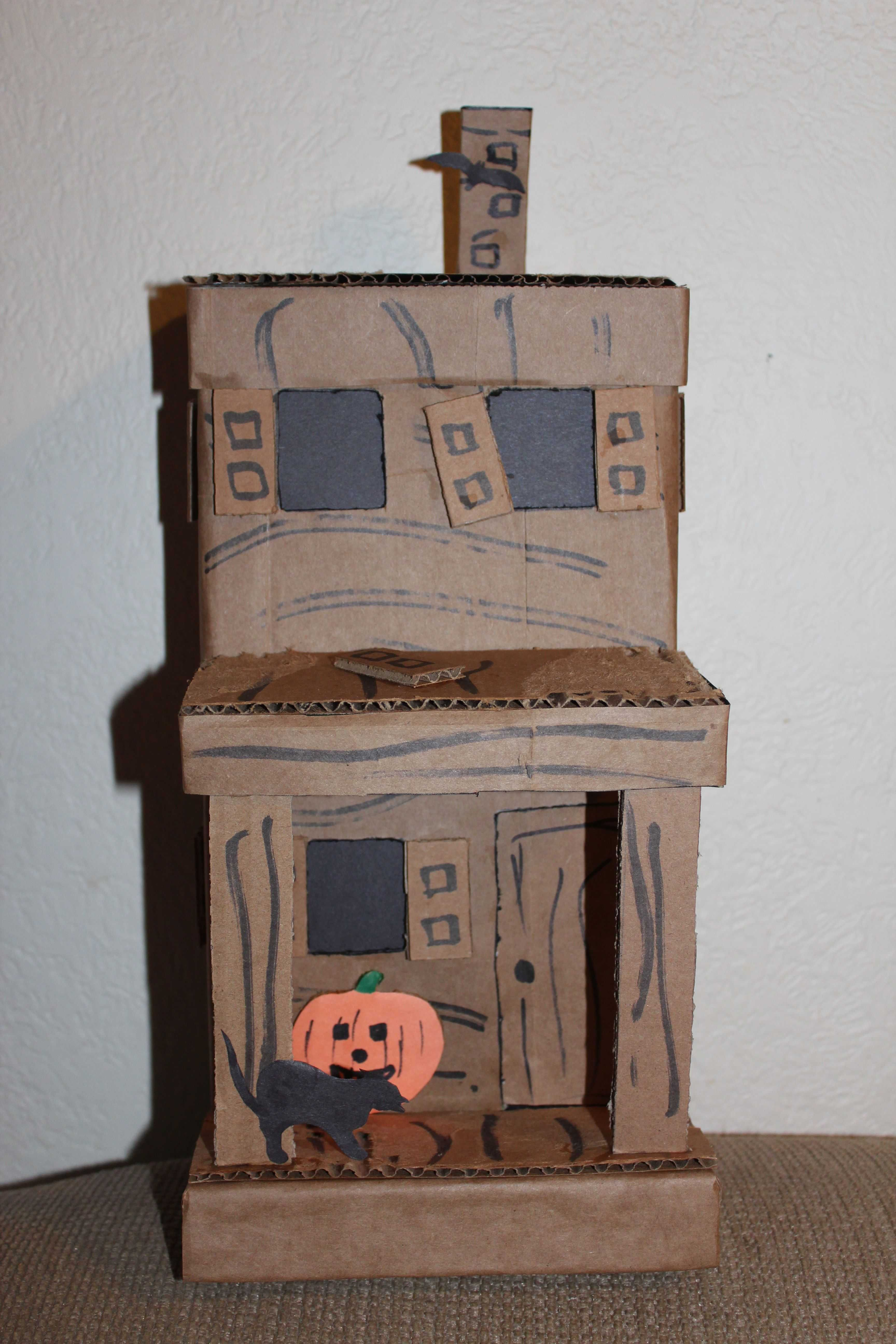 Haunted house halloween inside inspirational party ideas for adults also home decor rh pinterest