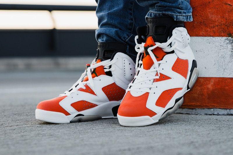 A Closer Look at the Gatorade x Air Jordan 6