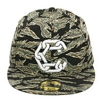 9336ee1093d New Era 5950 Crooks   Castles Fitted Hat