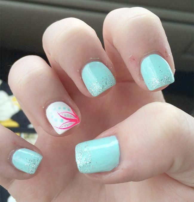 Flower Nail Art Design, 24 Different Colors Real Flowers Tips 3D Nail Art Decoration Sticker Nail Acrylic Accessories Nails Supplies Kit for Manicure Pedicure Nail Care Salon And Spa Athens Ga while Nail Designs With Gold Glitter outside Nail Care Salon Creve Coeur out Nail Designs With MetallicNail Care Salon And Spa Athens Ga while Nail D...