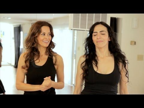 Sexy Dance Workout with Brooke Burke - Workout Wednesday with ModernMom