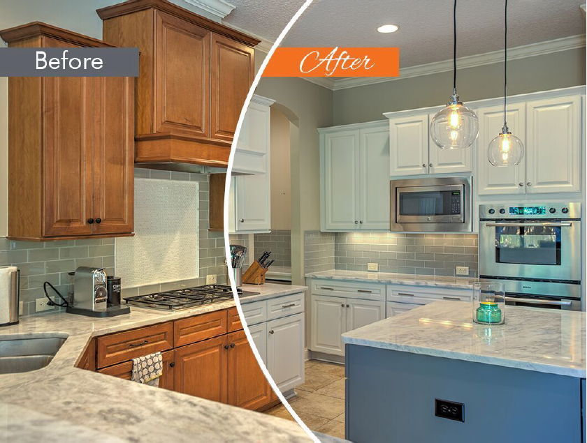 What S Next On Your Home Improvement Project List Refacing Kitchen Cabinets Kitchen Cabinets Pictures Kitchen Cabinets