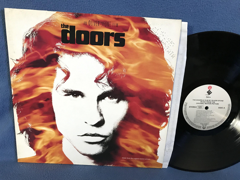 Rare Vintage The Doors Original Motion Picture Etsy In 2020 Record Album Vinyl Sales Motion Picture