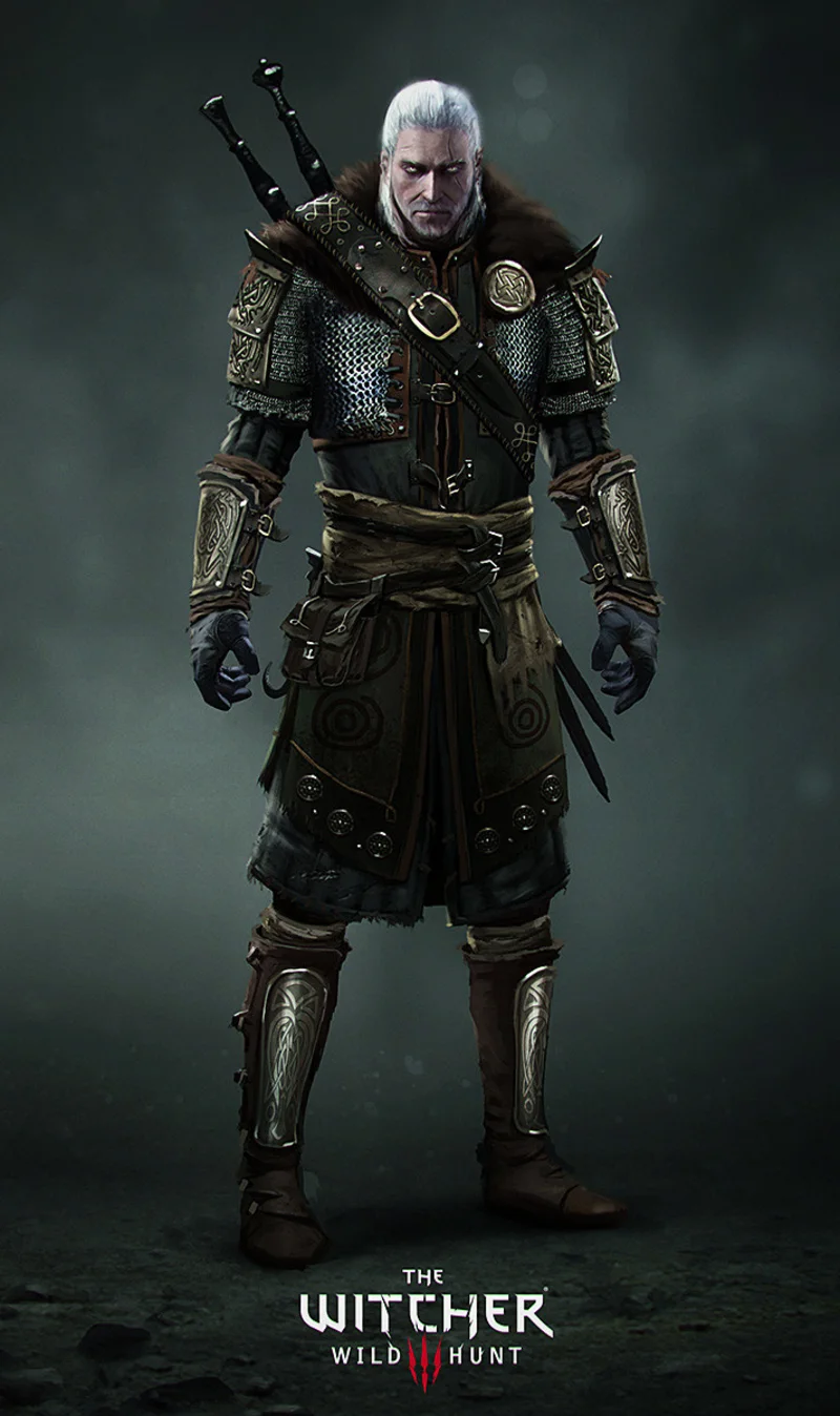 The Art Of The Witcher 3 Witcher Art The Witcher Game The Witcher
