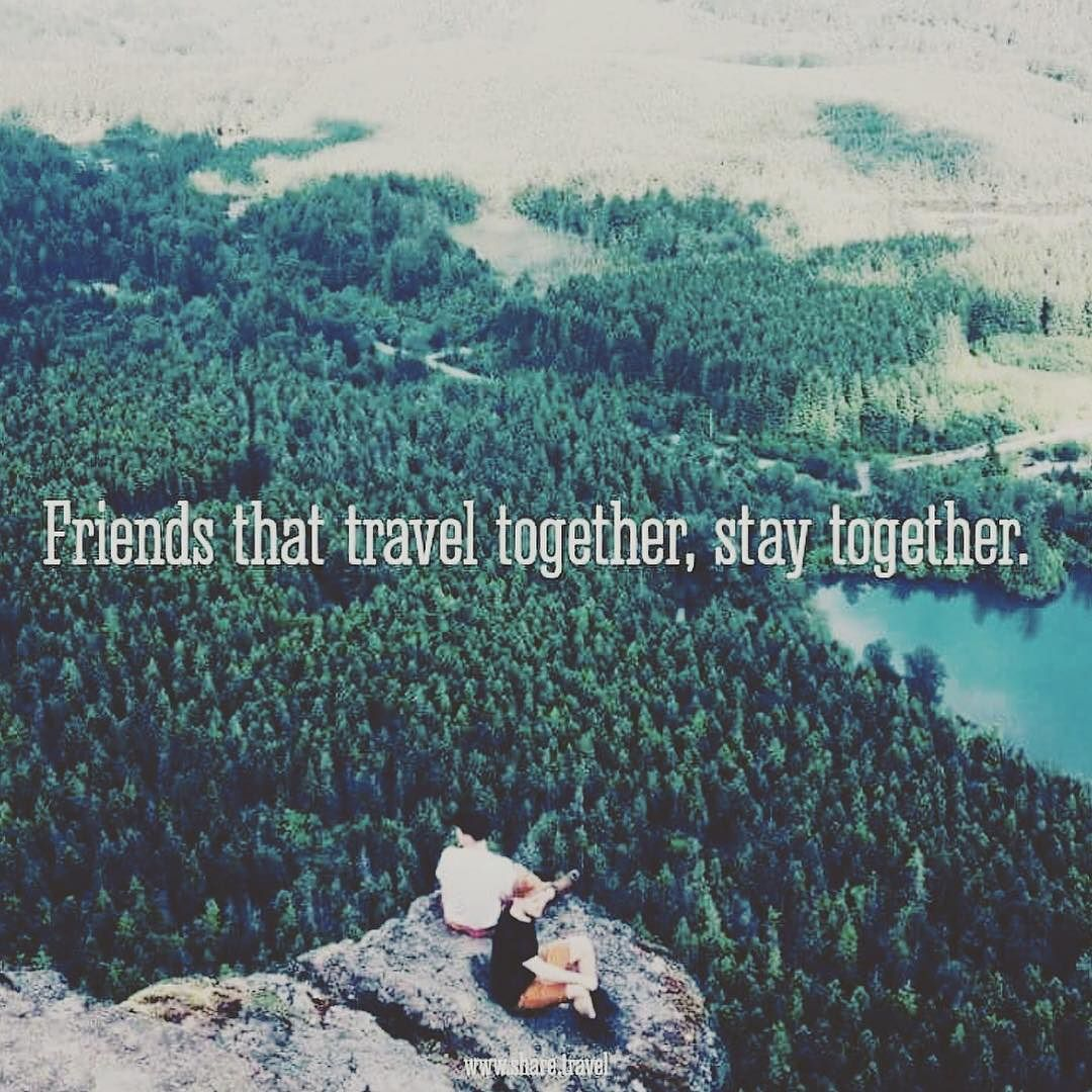Tag your travel buddy #wanderlust #travelquotes by travel.quotes