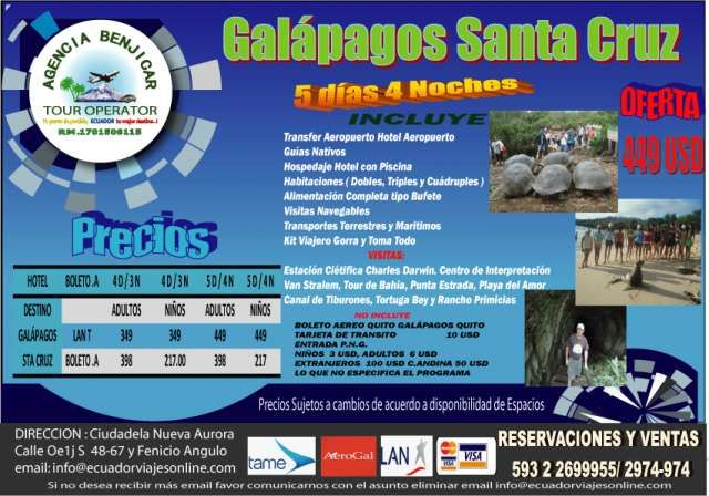 Las islas galápagos planifique su viaje perfecto