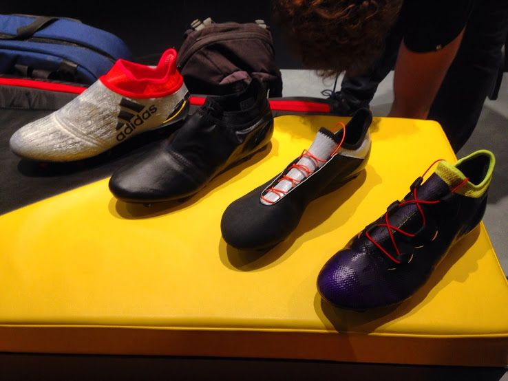 4c865ce0b Unique Adidas X PureChaos Prototype Boots Revealed - Footy Headlines ...