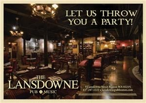 Lansdowne Pub  Event Venues  Pinterest  Function Room Event Prepossessing Boston Private Dining Rooms Inspiration