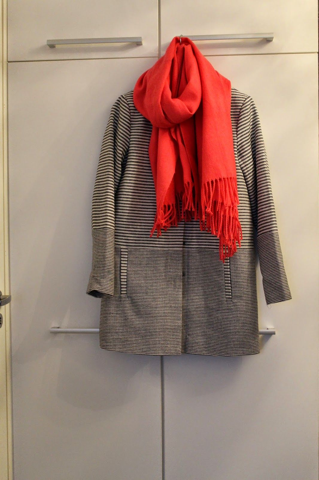 Muotioikku: Kevään paras takki