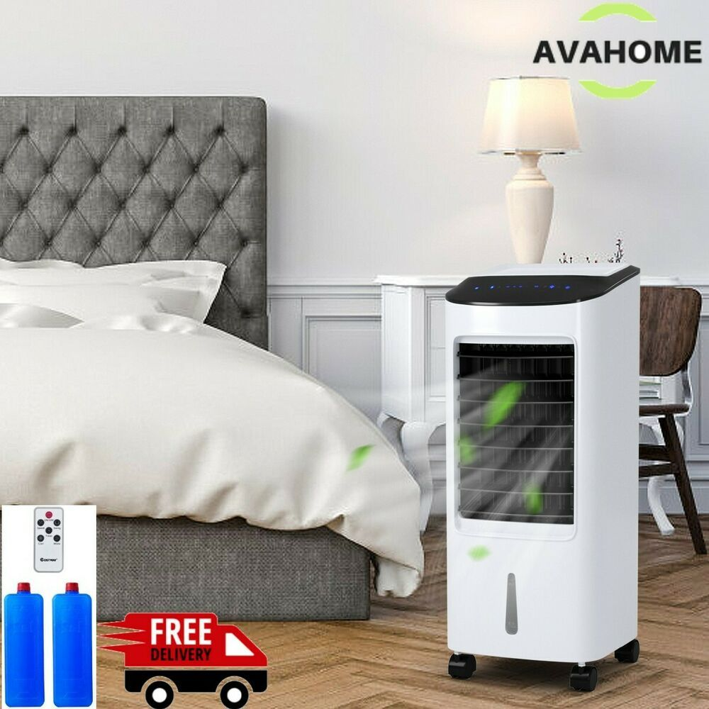 Portable Air Conditioner Evaporative Cooler AC Humidifier