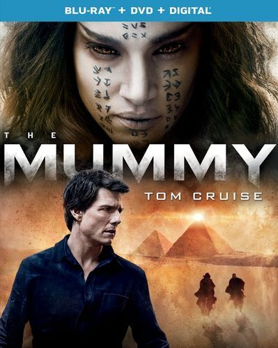 The Mummy Includes Digital Copy Blu Ray Dvd 2017 Mummy