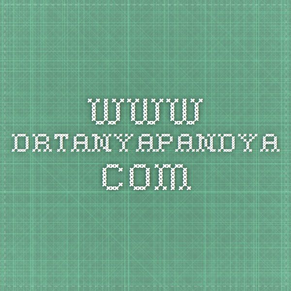 www.drtanyapandya.com