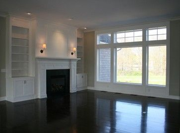 Custom Home In Hudson Oh Traditional Family Room Cleveland
