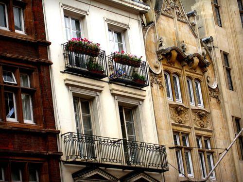 oh balconies..