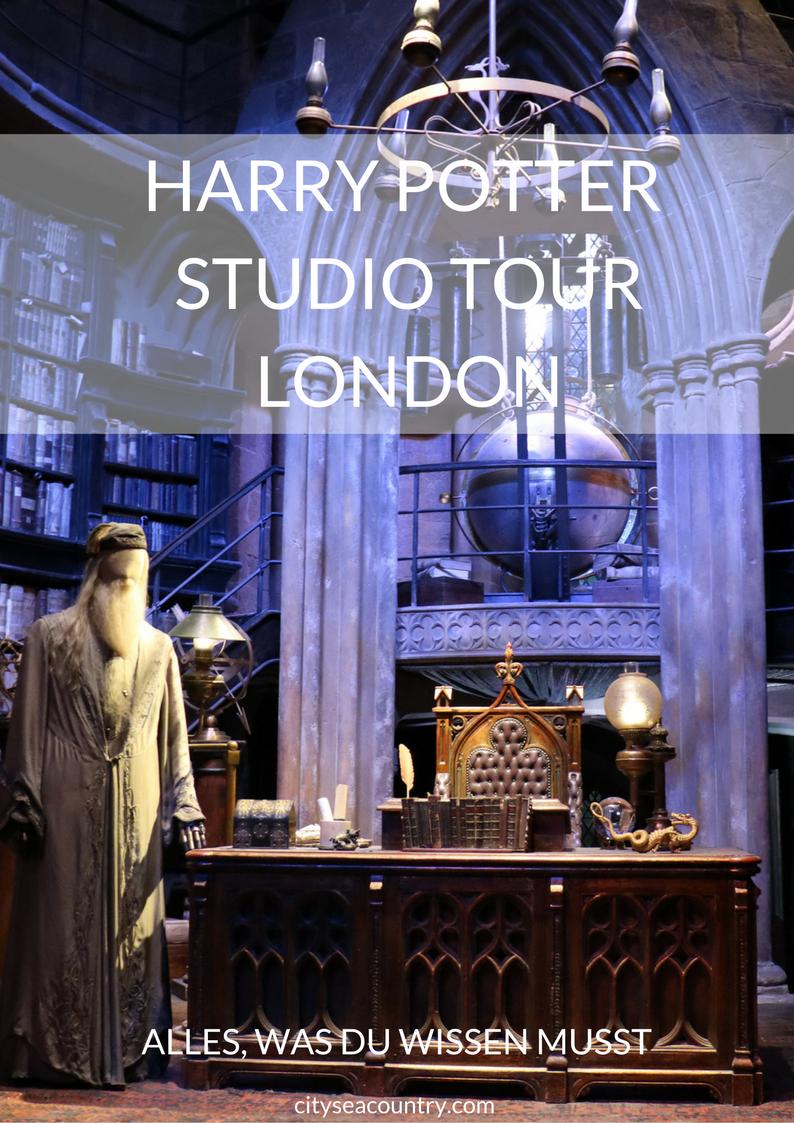 Harry Potter Studio Tour London Erfahrungsbericht Warner Bros London Urlaub London Wochenendreisen