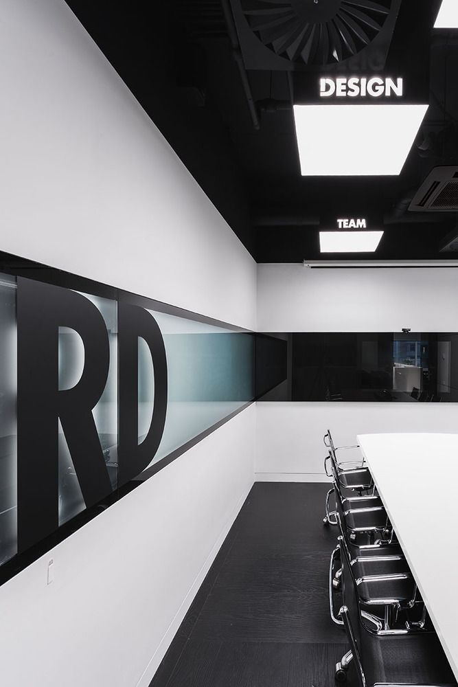 RD Construction - OfficeNext Интерьер Pinterest Construction