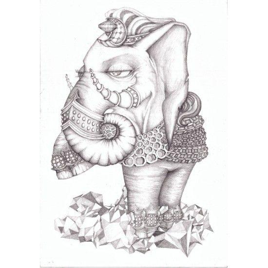 Elefante - Mariano Vincent