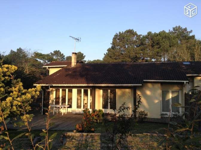 Villa Hourtin Locations  Gîtes Gironde - leboncoinfr vacances