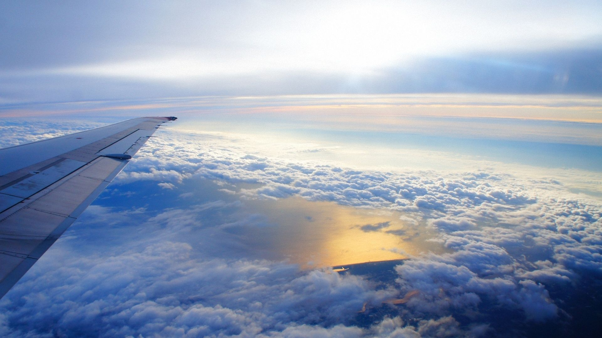 aircraft images in clouds wallpaper - photo #25