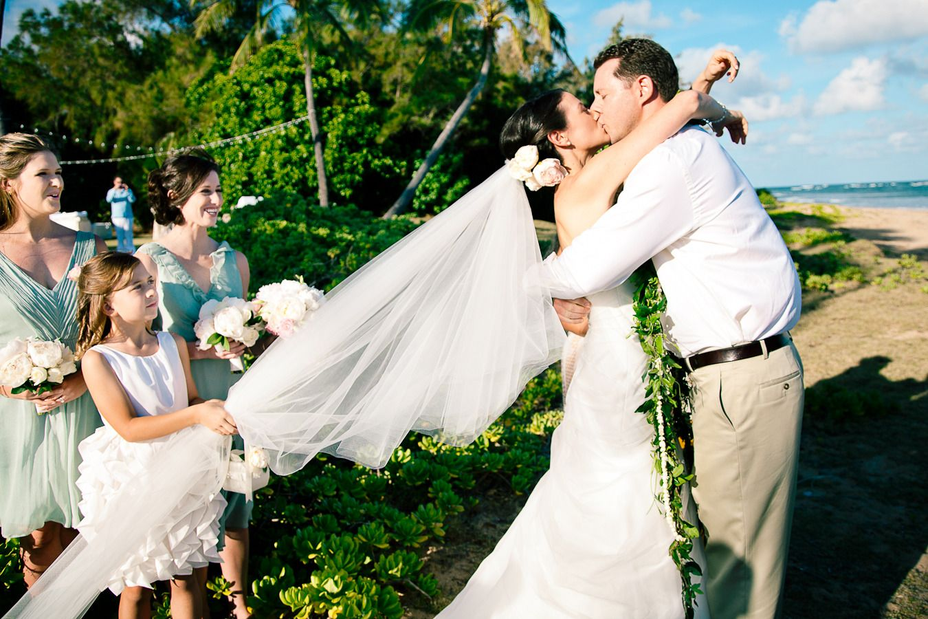 Kauai Wedding By Moana Events Photography Blenda Montoro