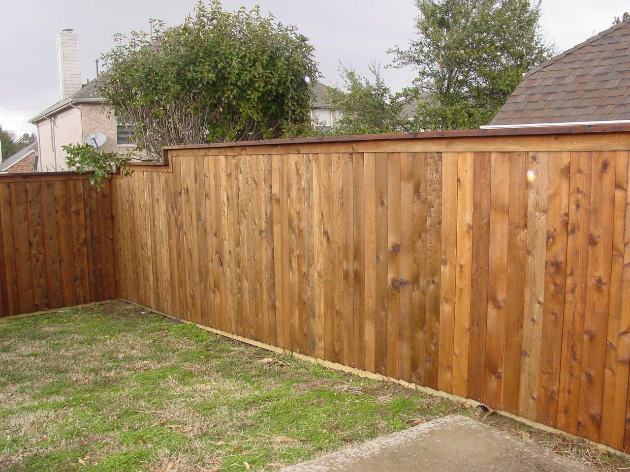 Backyard privacy fences google search backyard fun for Cheap fence screening