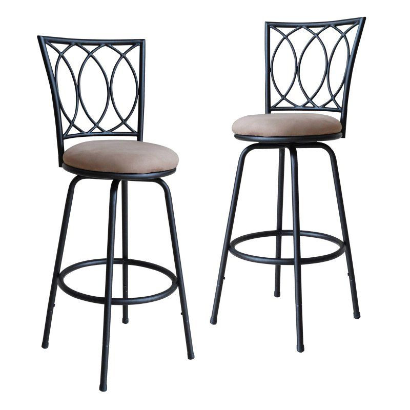 Swell Roundhill Furniture Redico Adjustable Height Microfiber Dailytribune Chair Design For Home Dailytribuneorg