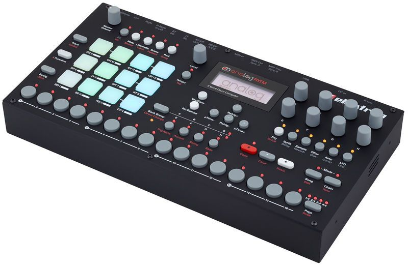 Elektron Analog Rytm (With images) Home recording studio