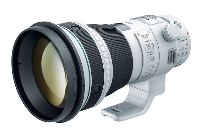 Canon Offers L Lens Alternatives With New Ef 400mm F 4 Ef 24 105mm And Ef S 24mm F 2 8 Super Telephoto Lens Canon Lens Slr Camera