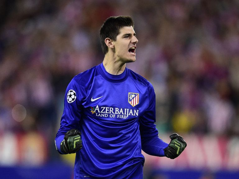 Courtois Up For Chelsea Test Article From Football 365 Website