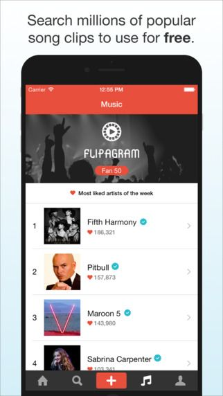 Flipagram - photo video editor with free music for amazing