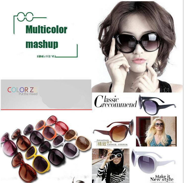 b3dffd0086 Women S Sunglasses Toad Mirror Vintage Outdoor Glasses Good Quality Big  Frame Hot Selling Sun Glasses Sunglasses
