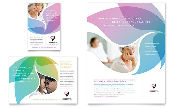 Global Network Services Flyer and Ad Design Template by - medical brochures templates