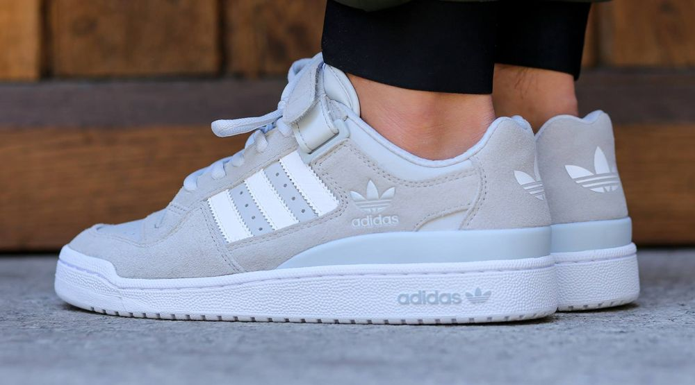 The low top edition of the famed adidas Forum is receiving some selective  drops at the moment.
