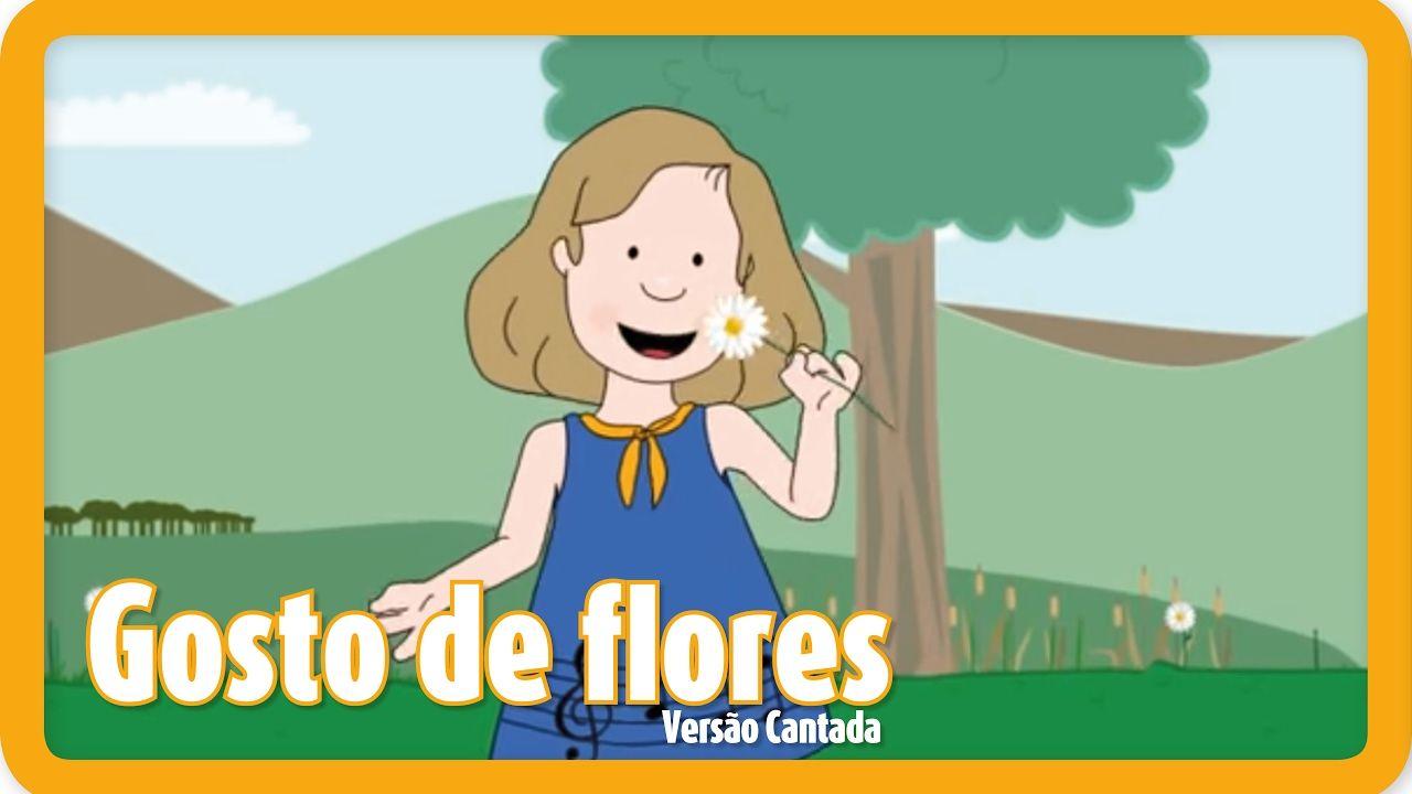 Gosto de flores | Português