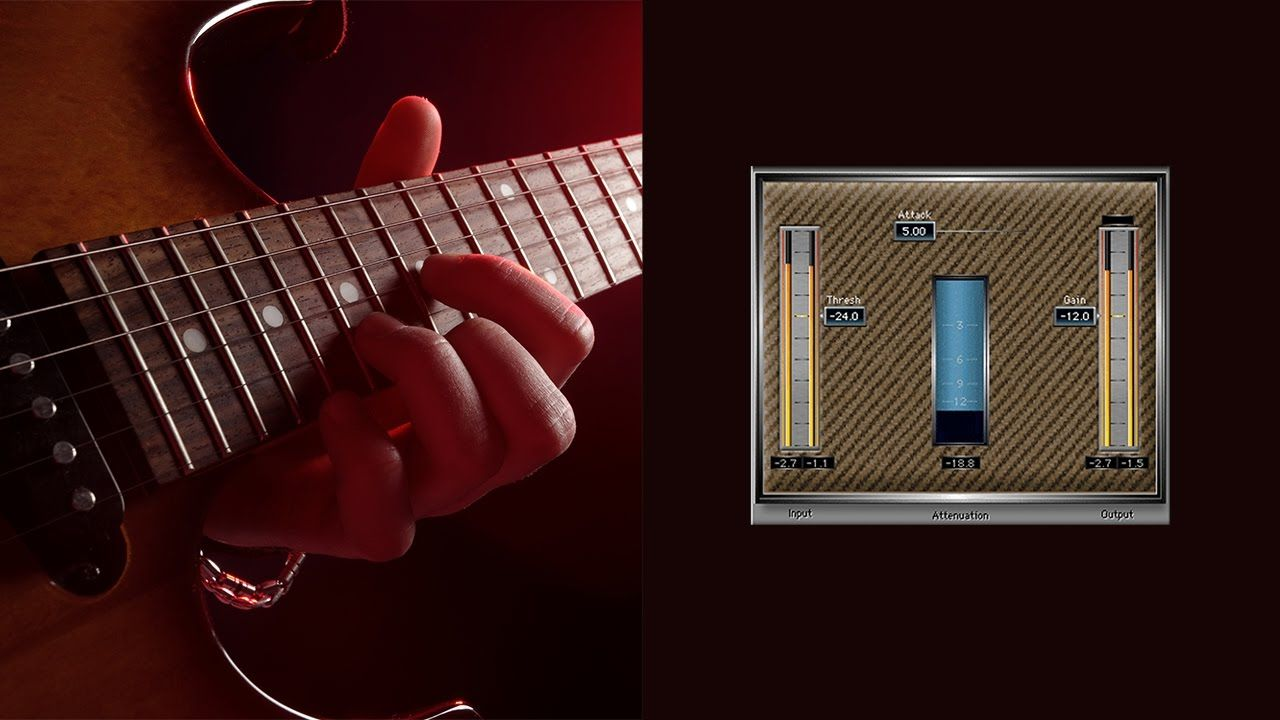 Watch These Basic Tips On How To Get Acoustic Electric And Bass Guitars To Sit Together In Your Mix Using The Renaissance Guitar Guitar Compressor Bass Guitar