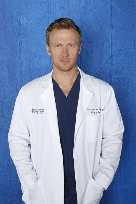 Grey's Anatomy Season 9 Promo Pics: Kevin McKidd (Owen Hunt)
