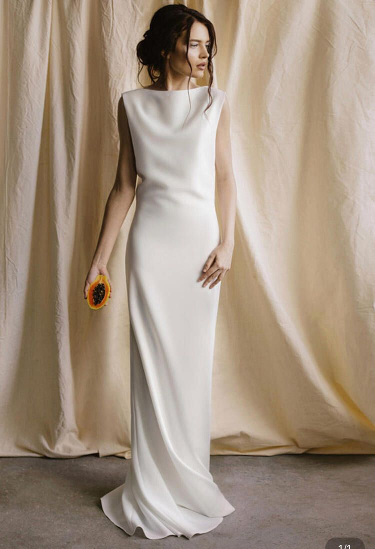 23 Of The Most Beautiful Wedding Dresses On Pinterest Minimalist