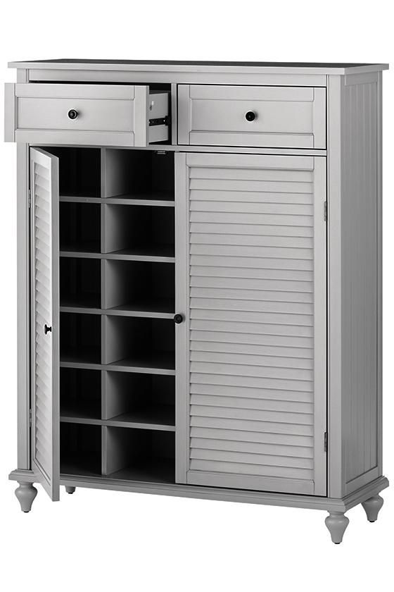 Hamilton Shoe Storage Cabinet Shoe Storage Cabinet With Doors