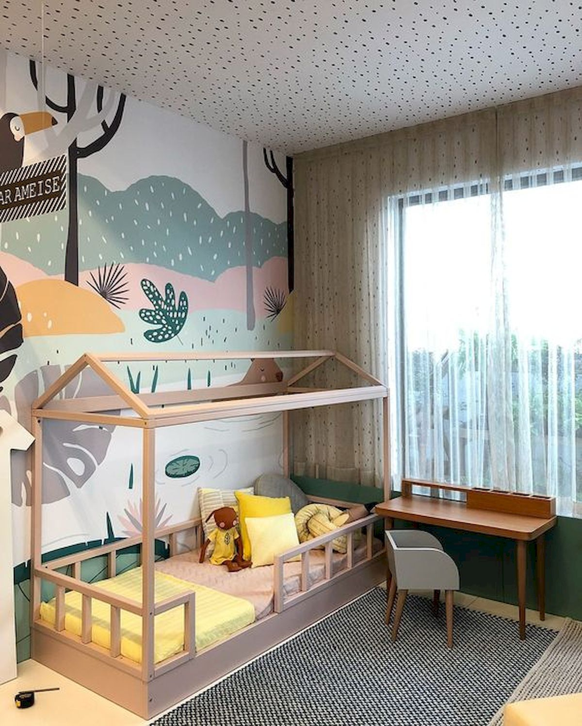 Adorable Nursery Idea: 40 Adorable Nursery Room Ideas For Baby Boy