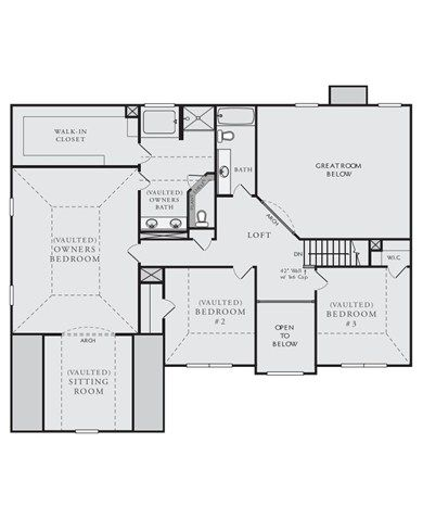 Elegant Crown Communities Floor Plans 6 Suggestion House Plans Gallery Ideas